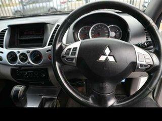 2009 Mitsubishi Triton ML MY09 GLX-R (4x4) White 4 Speed Automatic 4x4 Double Cab Utility