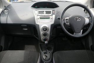 2007 Toyota Yaris NCP91R YRS Quicksilver 4 Speed Automatic Hatchback