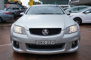 2012 Holden Commodore VE II MY12 Omega Silver 6 Speed Automatic Sportswagon