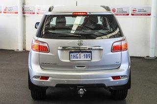 2017 Holden Trailblazer RG MY17 LTZ (4x4) Silver 6 Speed Automatic Wagon