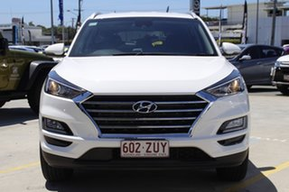 2020 Hyundai Tucson TL3 MY20 Elite 2WD Pure White 6 Speed Automatic Wagon