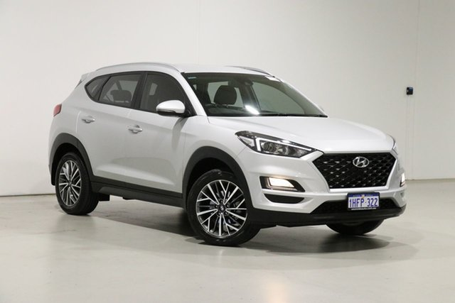 Used Hyundai Tucson TL4 MY20 Active X (2WD) Black INT Bentley, 2019 Hyundai Tucson TL4 MY20 Active X (2WD) Black INT Silver 6 Speed Automatic Wagon