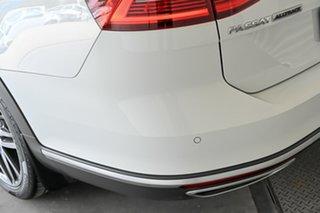 2018 Volkswagen Passat 3C (B8) MY18 Alltrack DSG 4MOTION Wolfsburg Edition White 7 Speed
