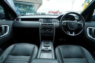 2017 Land Rover Discovery Sport L550 MY18 TD4 (132kW) HSE Luxury 7 Seat Santorini Black 9 Speed