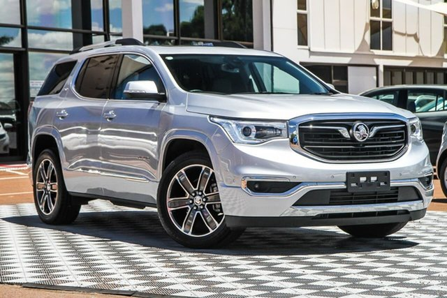 Used Holden Acadia AC MY19 LTZ-V AWD Attadale, 2019 Holden Acadia AC MY19 LTZ-V AWD Nitrate 9 Speed Sports Automatic Wagon