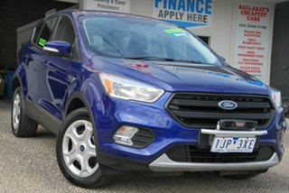 2016 Ford Escape ZG Ambiente (FWD) Blue 6 Speed Automatic SUV.