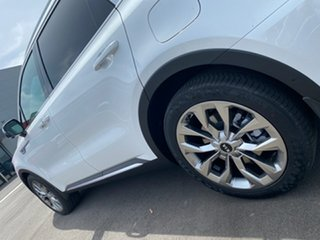 2020 Kia Sorento MQ4 MY21 GT-Line AWD Snow White Pearl 8 Speed Sports Automatic Dual Clutch Wagon