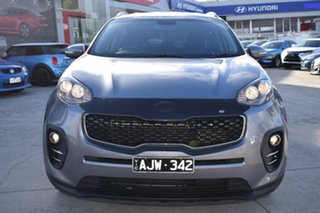 2016 Kia Sportage QL MY16 Si AWD Silver 6 Speed Sports Automatic Wagon.