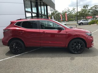 2020 Nissan Qashqai J11 Series 3 MY20 Midnight Edition X-tronic 1 Speed Constant Variable Wagon.