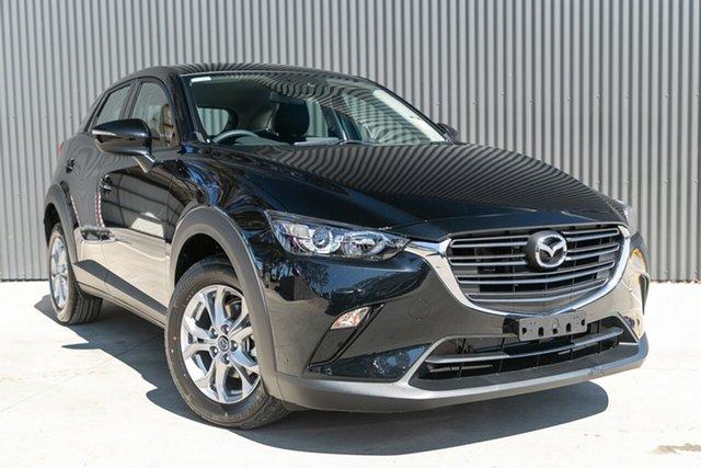 New Mazda CX-3 Mornington, 2021 Mazda CX-3 CX-3 F 6AUTO MAXX SPORT LE PETROL FWD Jet Black Wagon