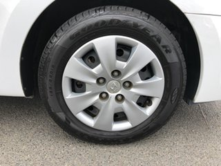 2009 Hyundai i30 FD MY10 SX White 5 Speed Manual Hatchback