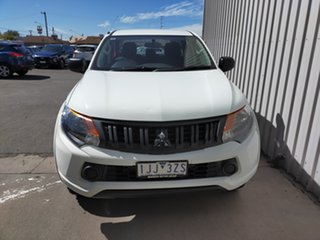2016 Mitsubishi Triton MQ MY16 GLX Double Cab 5 Speed Sports Automatic Utility.