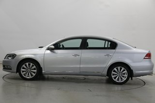 2012 Volkswagen Passat Type 3C MY12.5 118TSI DSG Silver 7 Speed Sports Automatic Dual Clutch Sedan.