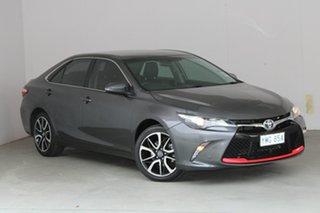 2017 Toyota Camry ASV50R Atara SX Grey 6 Speed Sports Automatic Sedan.