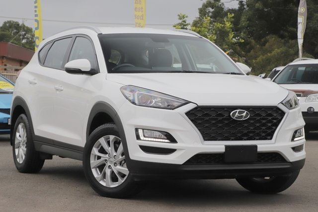 Used Hyundai Tucson TL3 MY19 Active X 2WD Toowoomba, 2019 Hyundai Tucson TL3 MY19 Active X 2WD White 6 Speed Automatic Wagon