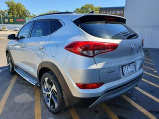 2018 Hyundai Tucson TL3 MY19 Highlander D-CT AWD Silver 7 Speed Sports Automatic Dual Clutch Wagon