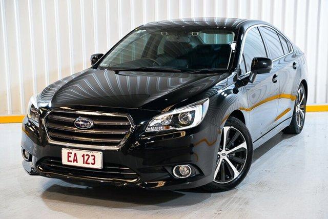 Used Subaru Liberty B6 MY15 2.5i CVT AWD Premium Hendra, 2015 Subaru Liberty B6 MY15 2.5i CVT AWD Premium Black 6 Speed Constant Variable Sedan