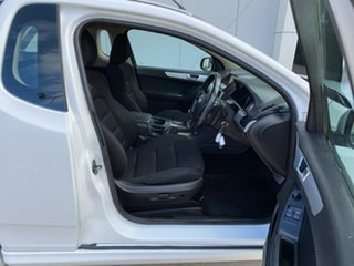 2010 Ford Falcon FG XR6 Ute Super Cab White 4 Speed Sports Automatic Utility