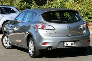 2012 Mazda 3 BL10F2 MY13 Neo Activematic Aluminium Silver 5 Speed Sports Automatic Hatchback.