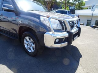 2011 Toyota Landcruiser Prado GRJ150R GXL Grey 5 Speed Automatic Wagon