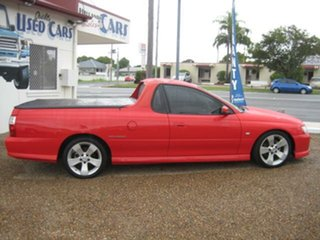 2006 Holden Commodore Automatic Utility.