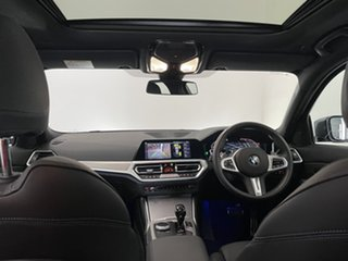 2020 BMW 3 Series G20 320i Steptronic M Sport Mineral Grey 8 Speed Sports Automatic Sedan