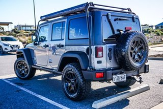2013 Jeep Wrangler JK MY2014 Unlimited Rubicon Grey 6 Speed Manual Softtop.