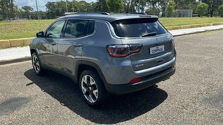 2020 Jeep Compass M6 MY20 Limited Grey Magnesio 9 Speed Automatic Wagon