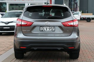 2017 Nissan Qashqai J11 TI Grey 1 Speed Constant Variable SUV