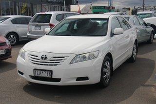 2008 Toyota Camry ACV40R Altise Alaska White 5 Speed Automatic Sedan