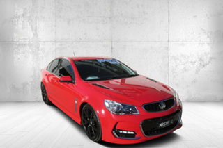 2015 Holden Commodore VF MY15 SS V Red 6 Speed Sports Automatic Sedan.