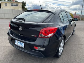 2011 Holden Cruze JH Series II MY12 SRi-V Black 6 Speed Sports Automatic Hatchback.