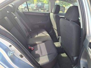 2008 Mitsubishi Lancer ES Silver Manual Sedan