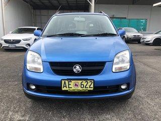 2003 Holden Cruze YG Blue 4 Speed Automatic Wagon