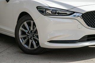 2020 Mazda 6 GL1033 Sport SKYACTIV-Drive White Pearl 6 Speed Sports Automatic Wagon.
