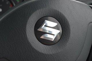 2013 Suzuki Jimny SN413 T6 Sierra Grey 4 Speed Automatic Hardtop