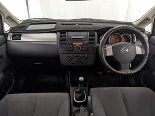 2008 Nissan Tiida C11 MY07 ST-L Grey 6 Speed Manual Sedan