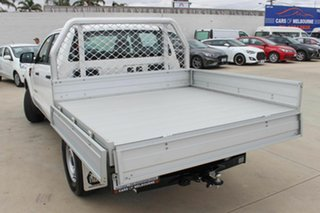 2020 Ford Ranger PX MkIII 2020.25MY XL White 6 Speed Sports Automatic Double Cab Chassis.