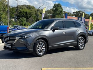 2017 Mazda CX-9 Touring Grey Sports Automatic Wagon.