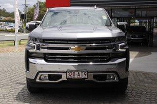 2020 Chevrolet Silverado T1 MY21 G9k 10 Speed Automatic Utility.