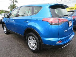 2018 Toyota RAV4 ZSA42R GX 2WD Blue 7 Speed Constant Variable Wagon