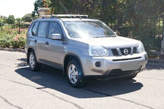 2009 Nissan X-Trail T31 MY10 ST (4x4) Grey 6 Speed CVT Auto Sequential Wagon.