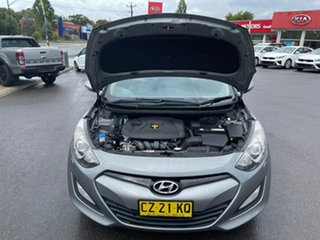 2014 Hyundai i30 GD MY14 SR Grey 6 Speed Sports Automatic Hatchback