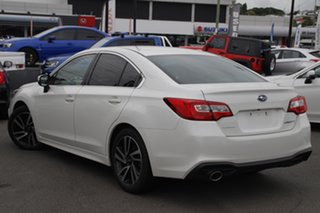 2019 Subaru Liberty B6 MY19 2.5i CVT AWD White 6 Speed Constant Variable Sedan.