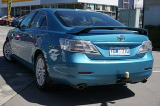 2010 Toyota Aurion GSV40R MY10 Touring Blue 6 Speed Sports Automatic Sedan