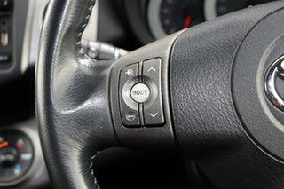 2008 Toyota RAV4 GSA33R MY08 SX6 Silver 5 Speed Automatic SUV