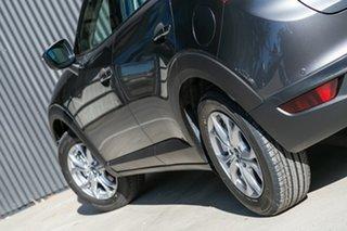 2021 Mazda CX-3 CX-3 F 6AUTO MAXX SPORT LE PETROL FWD Machine Grey Wagon