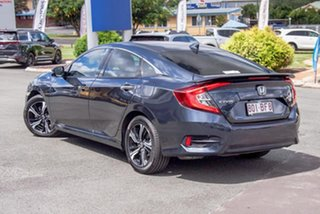 2017 Honda Civic 10th Gen MY17 RS Blue 1 Speed Constant Variable Hatchback.