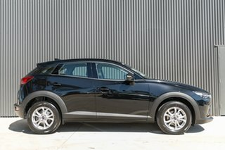2021 Mazda CX-3 CX-3 F 6AUTO MAXX SPORT LE PETROL FWD Jet Black Wagon.