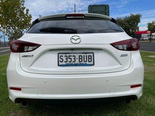 2017 Mazda 3 BN5436 SP25 SKYACTIV-MT White 6 Speed Manual Hatchback